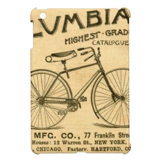 Publicidad del Victorian - bicicletas de Columbias