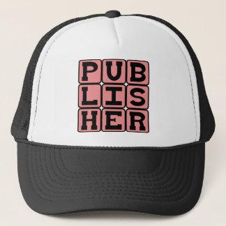Publisher, Book Manufacturer Trucker Hat