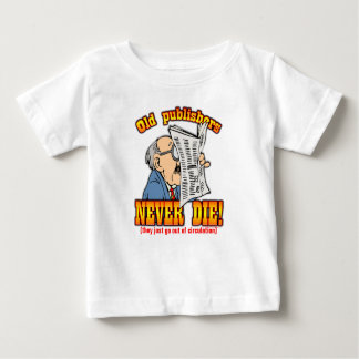 Publishers Baby T-Shirt