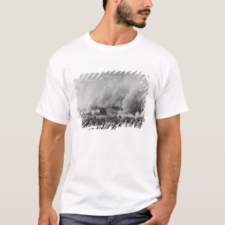 Publishing the martial law at the T-Shirt