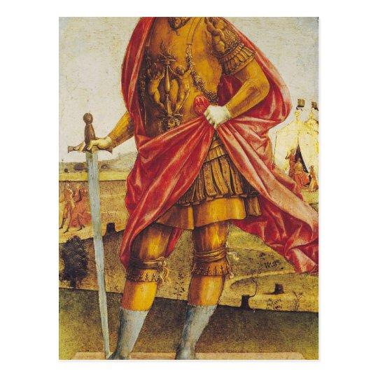 Publius Scipio Africanus Postcard