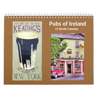 Pubs del calendario de Irlanda
