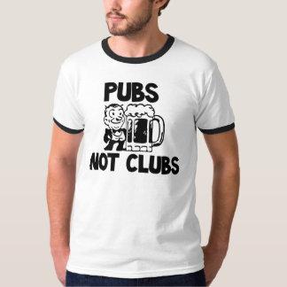 Pubs not Clubs T-Shirt