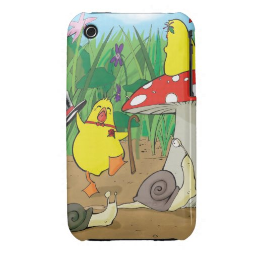 puccetto's case Case-Mate iPhone 3 cases