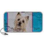 Pucci the Cairn Terrier Portable Speaker