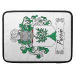 Puccini Family Crest MacBook Pro Sleeve