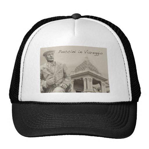 Puccini in Viareggio Antique Hats