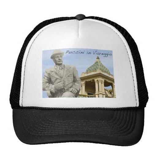 Puccini in Viareggio Color Trucker Hats