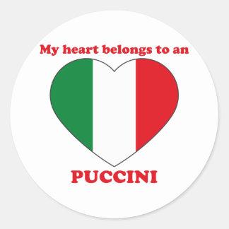 Puccini Etiquetas