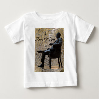 Puccini_Statue_Lucca1 Baby T-Shirt