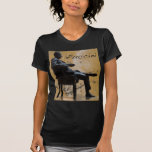 Puccini_Statue_Lucca T-shirt