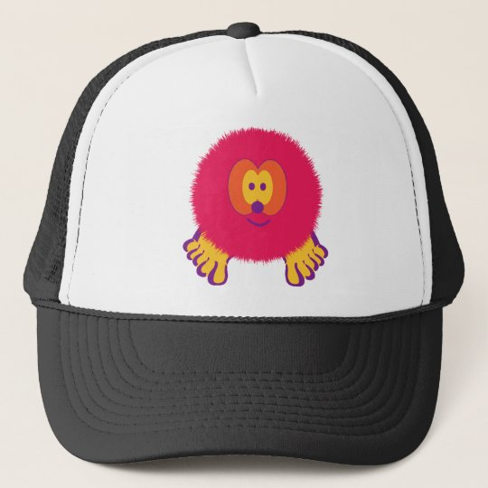Puce Delight Pom Pom Pal Hat