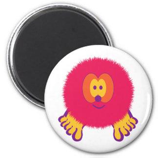 Puce Delight Pom Pom Pal Magnet