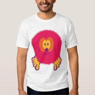 Puce Delight Pom Pom Pal T Shirt
