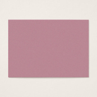 Puce Star Dust Business Card
