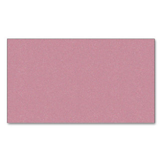 Puce Star Dust Business Card Magnet