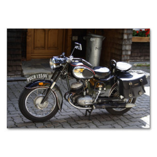 Puch 125 SV Card