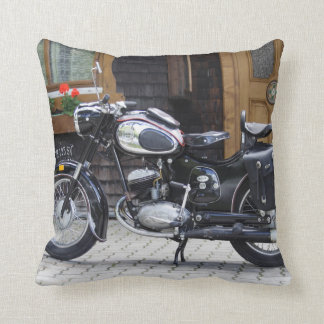 Puch 125 SV Throw Pillow