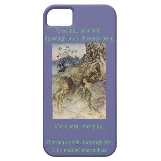 Puck A Midsummer's Night Dream iPhone SE/5/5s Case