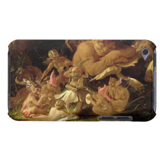 Puck and Fairies, from 'A Midsummer Night's Dream' Barely There iPod Cover