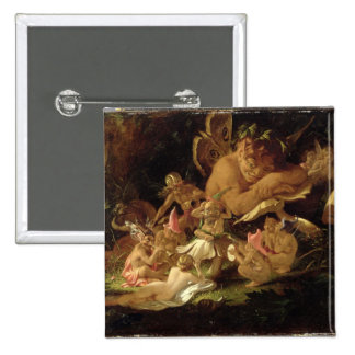 Puck and Fairies, from 'A Midsummer Night's Dream' Pins