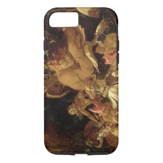 Puck and Fairies, from 'A Midsummer Night's Dream' iPhone 7 Case