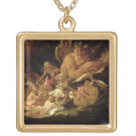 Puck and Fairies, from 'A Midsummer Night's Dream' Pendant