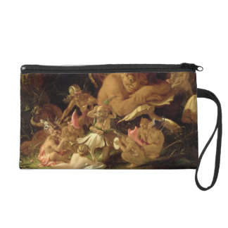Puck and Fairies, from 'A Midsummer Night's Dream' Wristlet