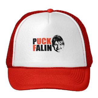 PUCK FALIN T-shirts and Gifts Trucker Hats