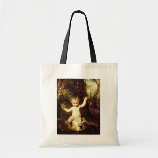 Puck from Shakespeare, Tote Bag