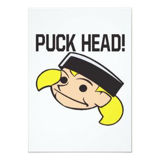 Puck Head Card