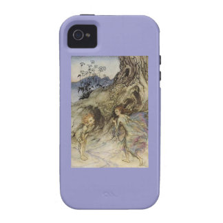 Puck in A Midsummer's Night Dream iPhone 4/4S Covers