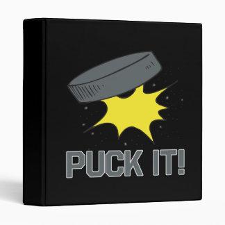 Puck It Binder