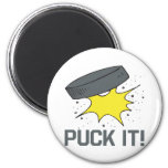 Puck It Magnets