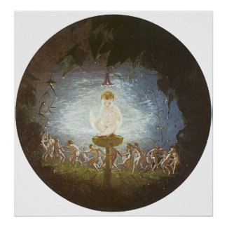 Puck Print by Richard Dadd