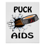 Puck The Causes Aids Poster