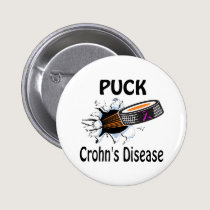 Puck The Causes Crohn'S Disease Button