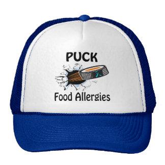 Puck The Causes Food Allergies Hat
