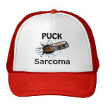 Puck The Causes Sarcoma Hat