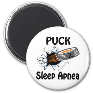 Puck The Causes Sleep-Apnea Magnet