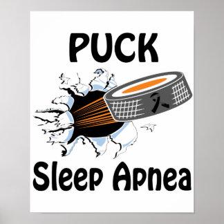 Puck The Causes Sleep-Apnea Poster