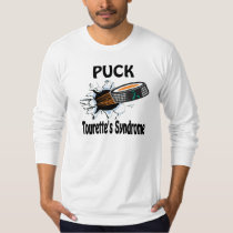 Puck The Causes Tourette'S Syndrome Shirt