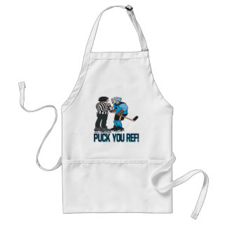 Puck You Ref Apron