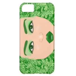 Pucker Up and Kiss Me, I'm Irish iPhone 5C Case