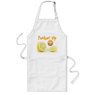 Pucker Up apron
