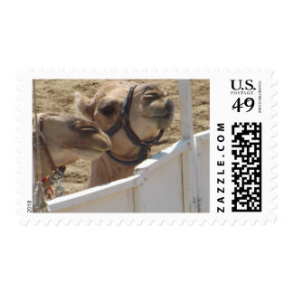 Pucker Up Postage Stamps