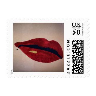 Pucker Up Stamp