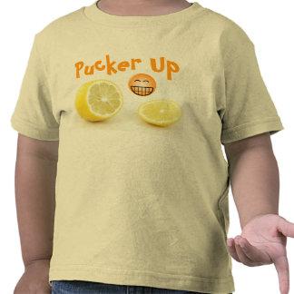 Pucker Up toddler shirt