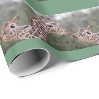 Pucker Up! Wrapping Paper