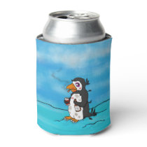 Puckered Pete, can cooler